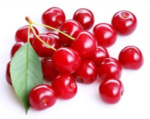 Sour, tart cherries